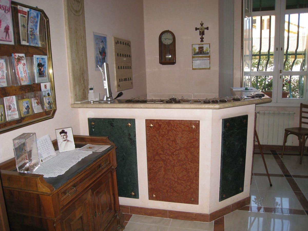 Casa Salesiane, Rom