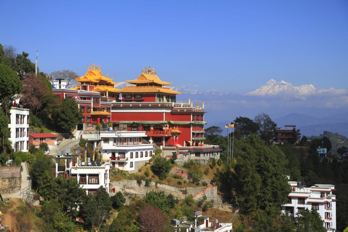 Buddhistisches Retreat im Namo Buddha Kloster
