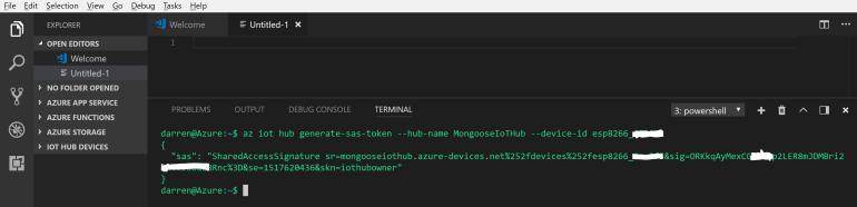Generate SAS Token VS Code Per Device.PNG