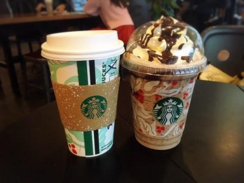 Malaysia Starbucks Christmas 2018