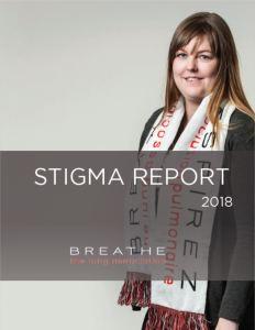 CLA Stigma Report 2018 Cover