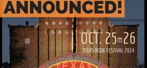 Texas Book Festival 2014