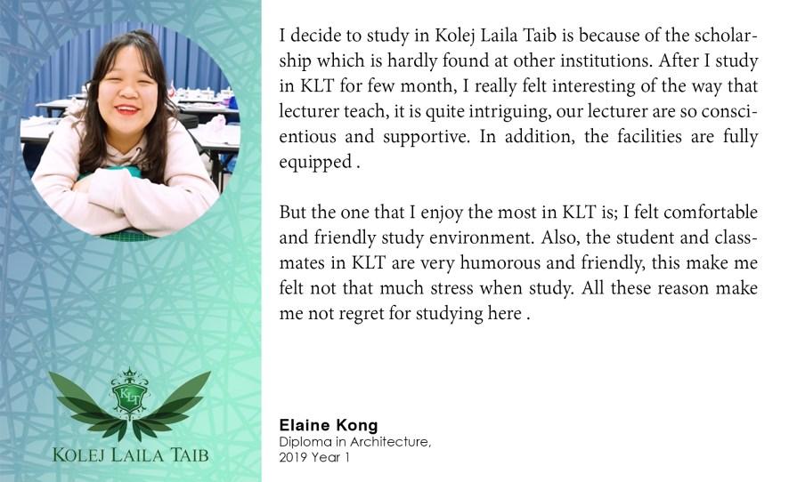 Elaine Kong