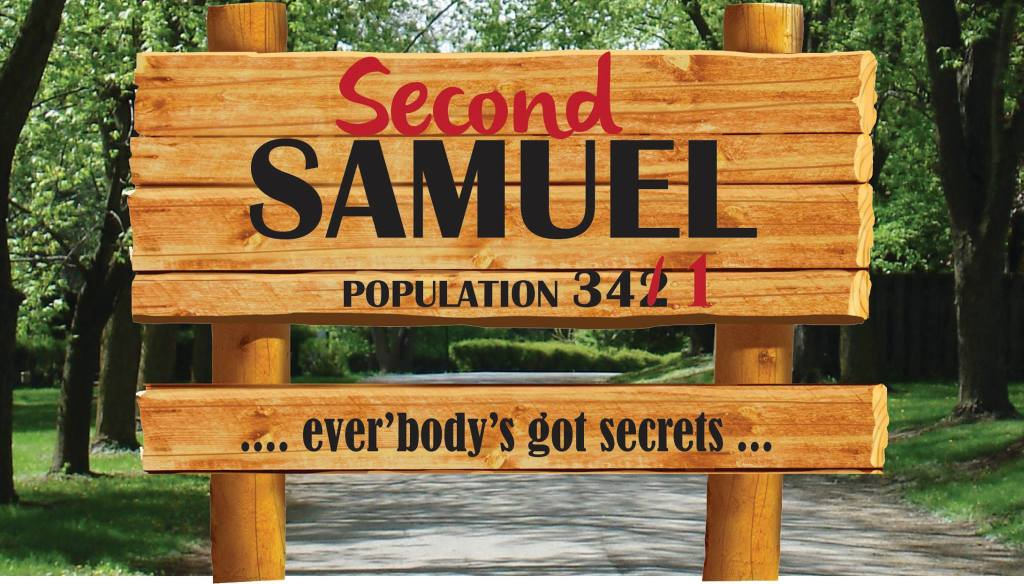 Second Samuel 4-2017