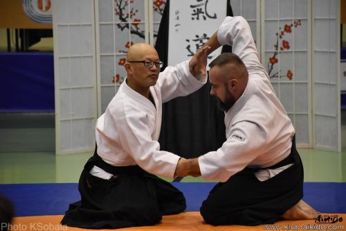 XV-lecie Klubu Aikido Aikikai - dorośli