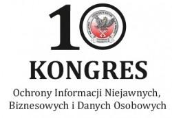 Logo 10 Kongresu