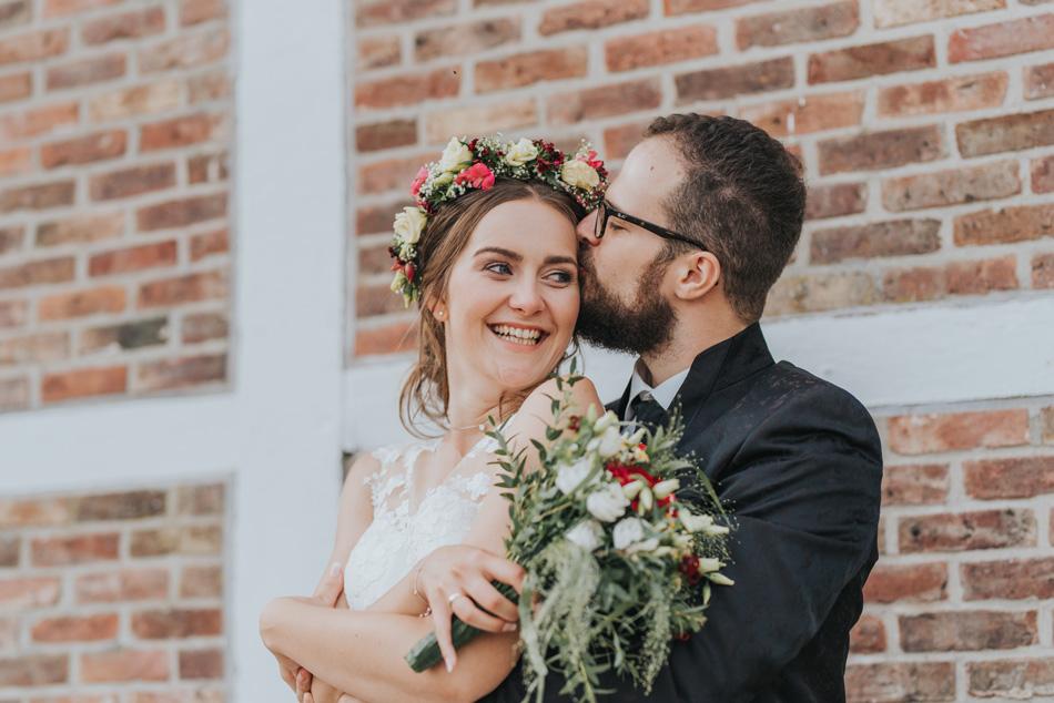 Hochzeitsfotos Hochzeitsreportage Hamburg Hof Eggers