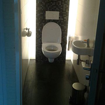 Modern & stijlvol toilet