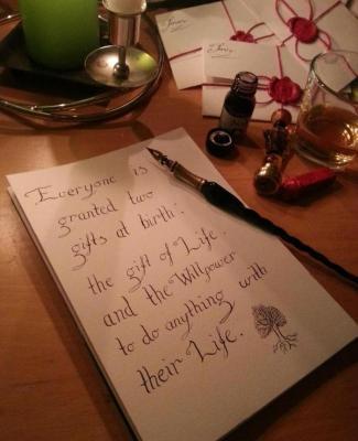 Write a Good Sentence
