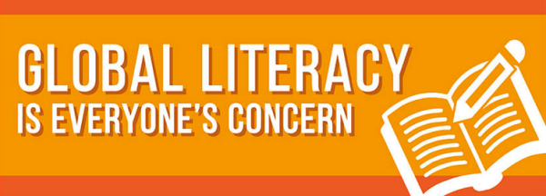 When it comes to illiteracy, 757 million people around the world are illiterate.