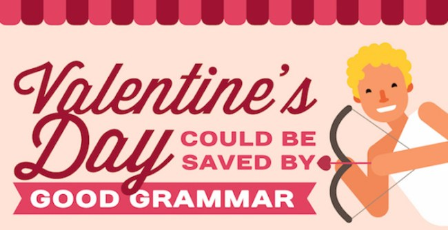 The Way to a Writer's Heart is Through Grammar
