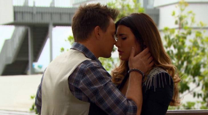 The Bold & The Beautiful Steffy and Wyatt