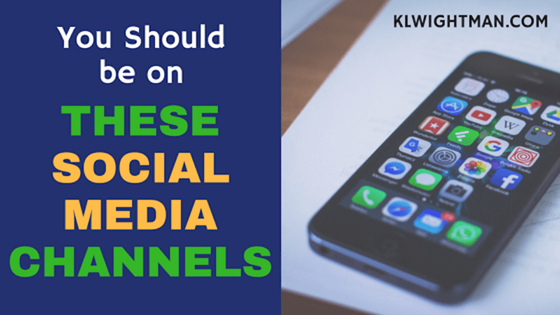 Which Social Media Channels Should You Be On?