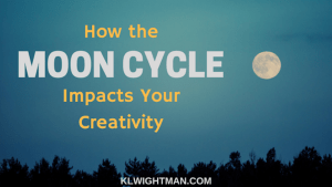 How the Moon Cycle Impacts Your Creativity