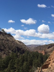 Bandelier National Monument View on KLWightman.com