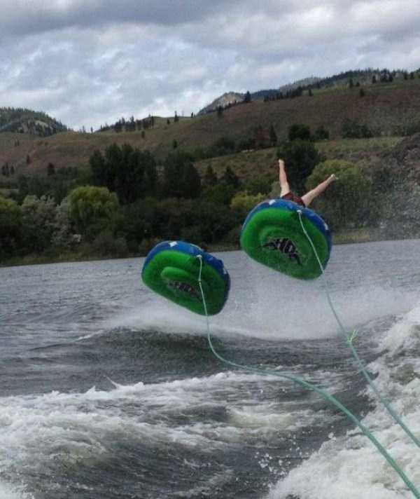 Water Tubing Fails 36 Photos