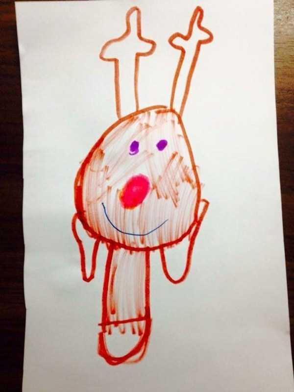 33 Accidentally Inappropriate Yet Hilarious Kids Drawings