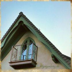Giebel mit Balkon Seminarhaus 1 2 - Impressionen
