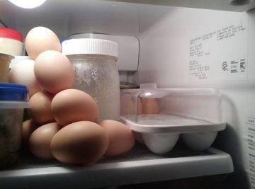 Холодильник после разморозки