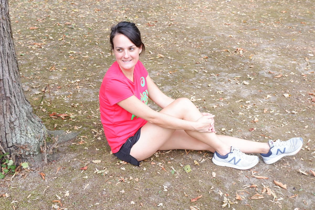 anna coutton - KM 42 Podcast running par Bertrand Soulier