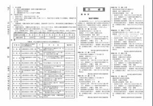 令和2年4月3日官報 税理士試験公告