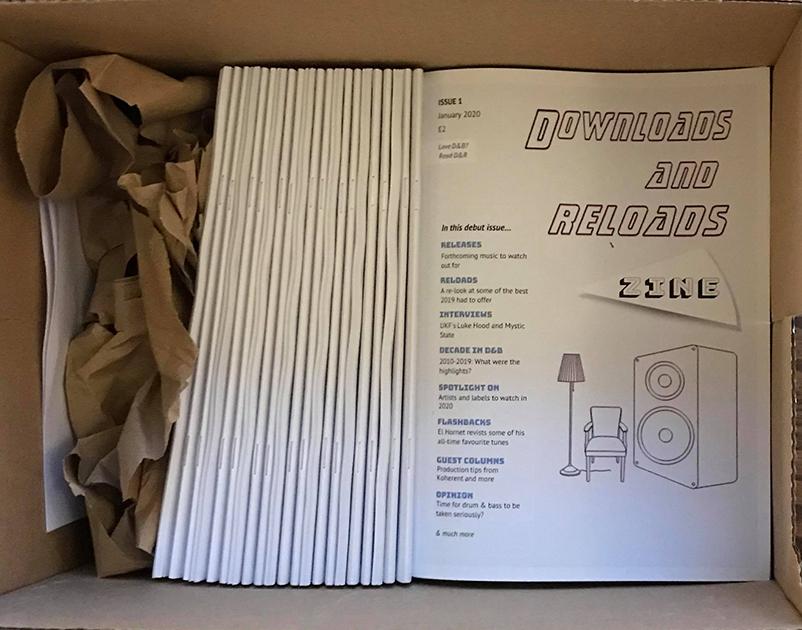 Downloads & Reloads mag