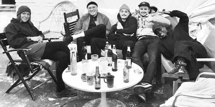 Dominika HUMA, Monty MYTHON, Jonas XENON, Joe PRTCL, interviewed by Rave Report and DJ N.E Girl