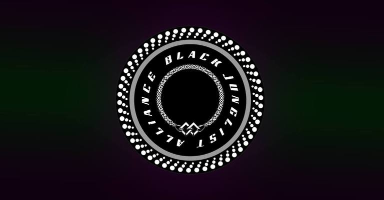 Black Junglist Alliance logo