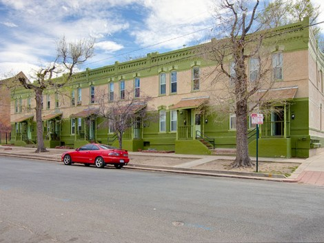 Denver Apartment Building SOLD by Kyle Malnati