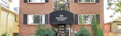 68 Sherman St.