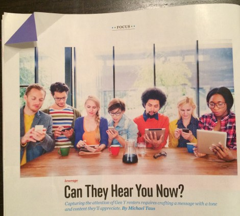 Can They Hear You Now? by Michael Taus