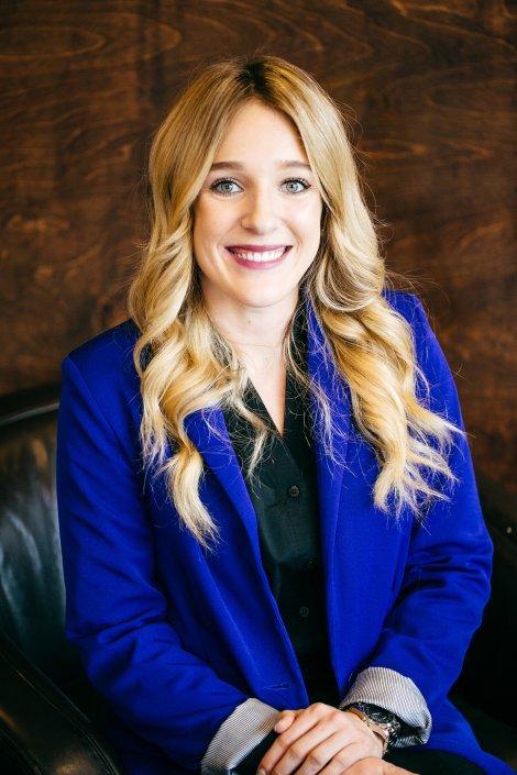 Carly Juve: Marketing Coordinator
