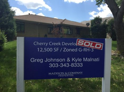 560-570 Garfield SOLD Sign