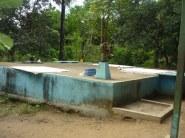 Cubang Permanen Sebagai penampung air hujan