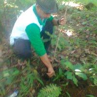 Konservasi Sumber Mata Air Di Desa Aik Bual