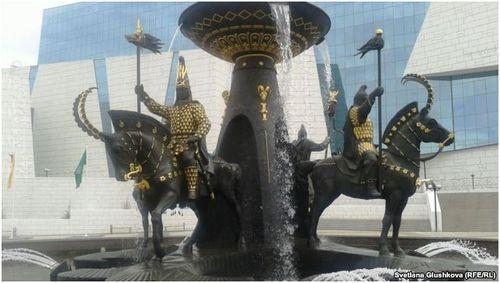 Астанадагы Улуттук музей