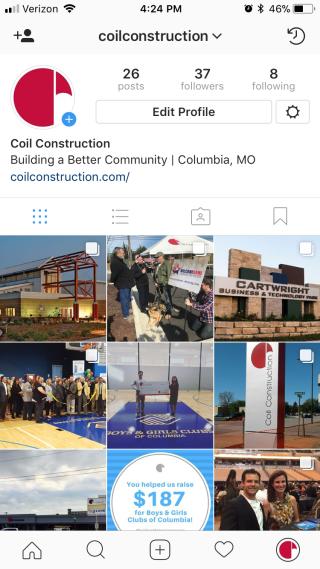 Coil Instagram