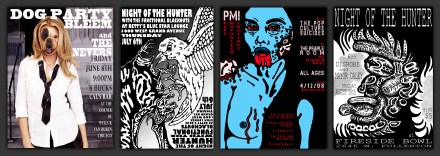 Band/Flyer Designs