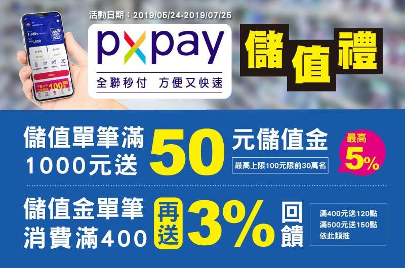 全聯 PX Pay 行動支付 綁定信用卡/儲值優惠總整理