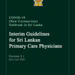 Interim Guidelines for Sri Lankan Primary Care Physicians V 3.1 Live Guideline