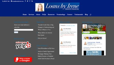 Loans by Irene | Cupertino CA