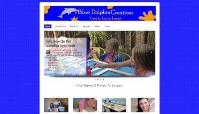 Blue Dolphin Creations | Santa Barbara CA
