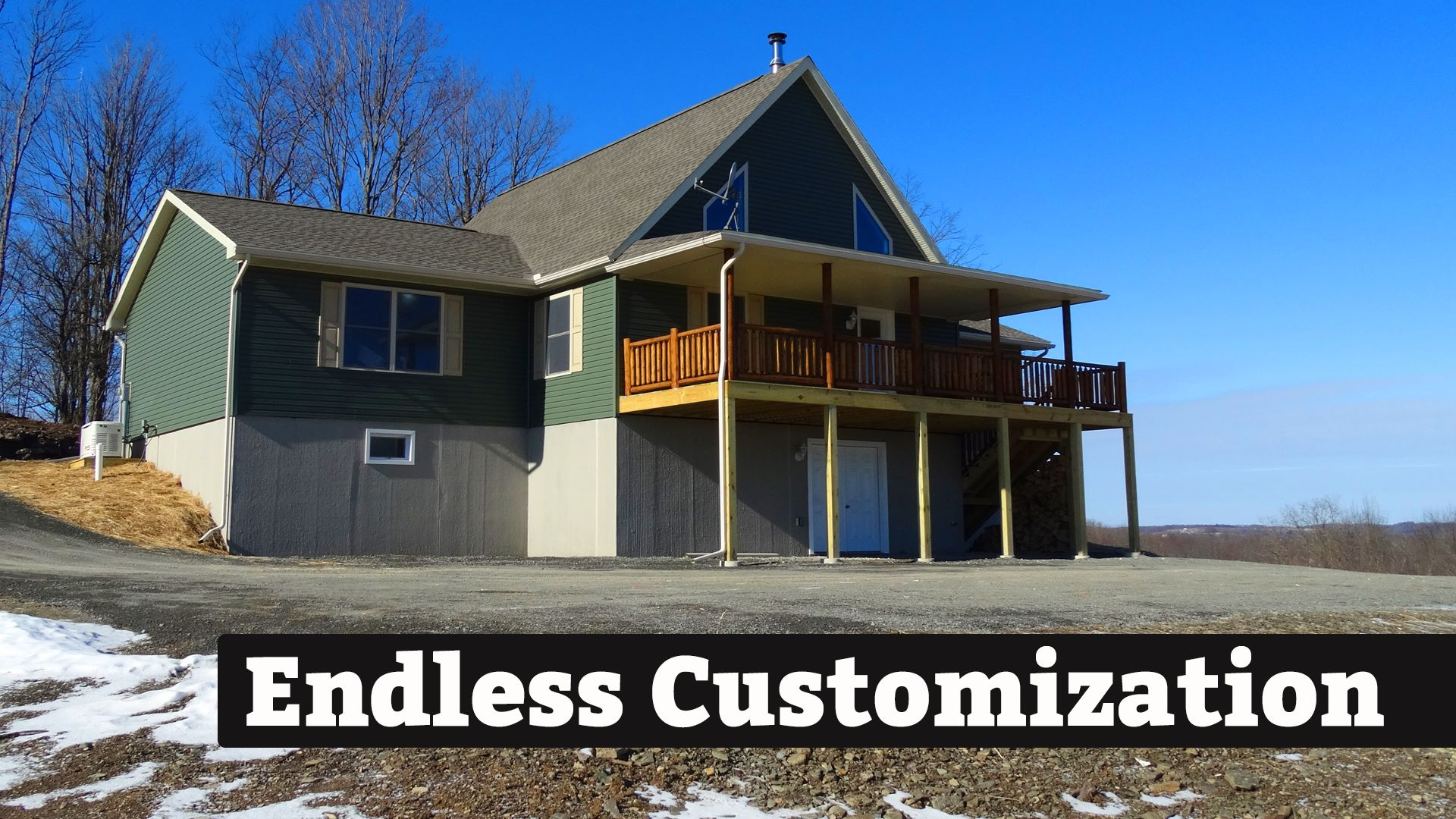Contemporary to Craftsman Style Homes | Kintner Modular Homes
