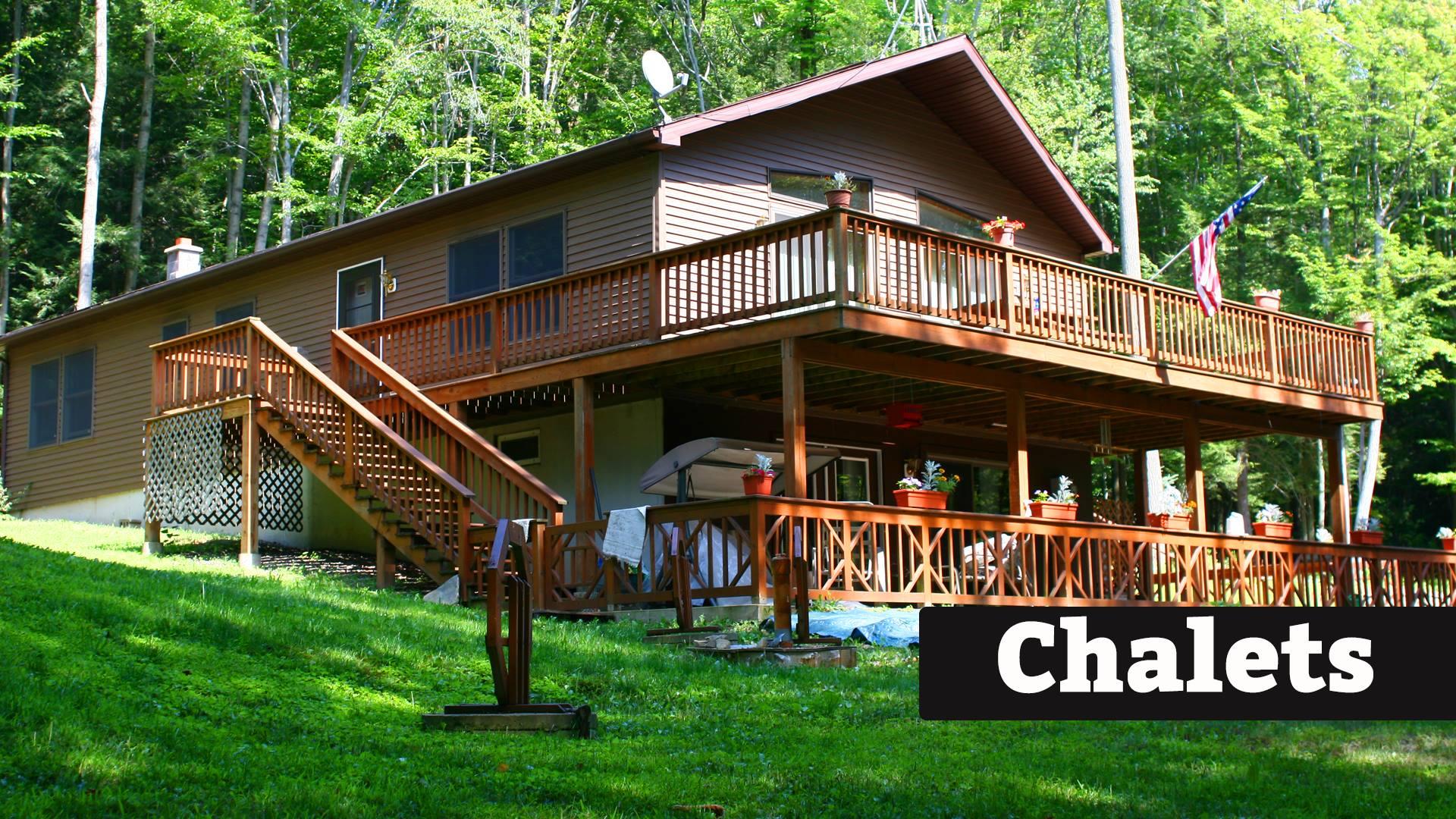 Kintner Chalet Modular Home