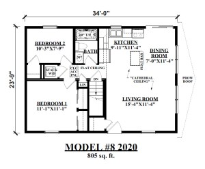 Tiny Home Floor Plans