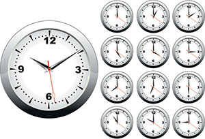 CentOSにntpサーバで時刻同期設定