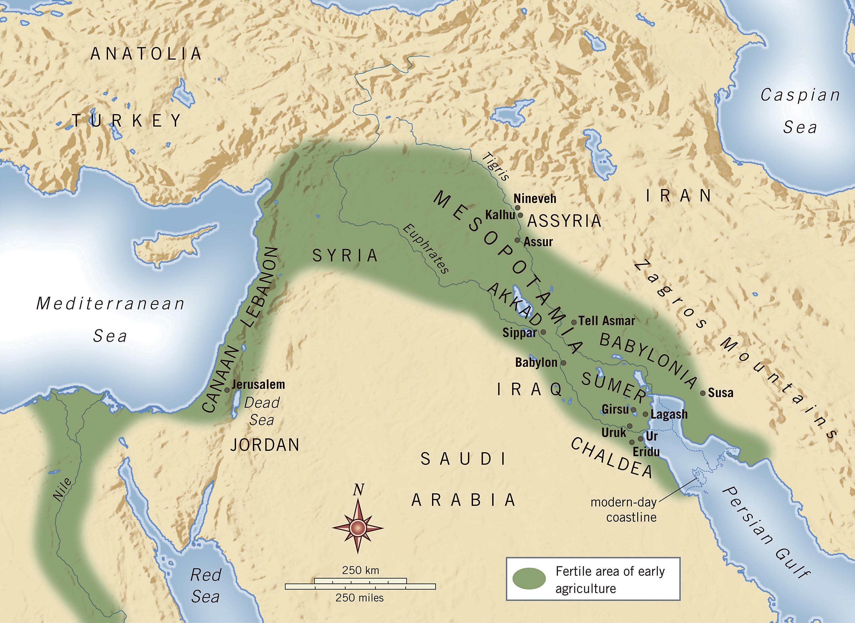 Geography for Kids Middle East Middle East