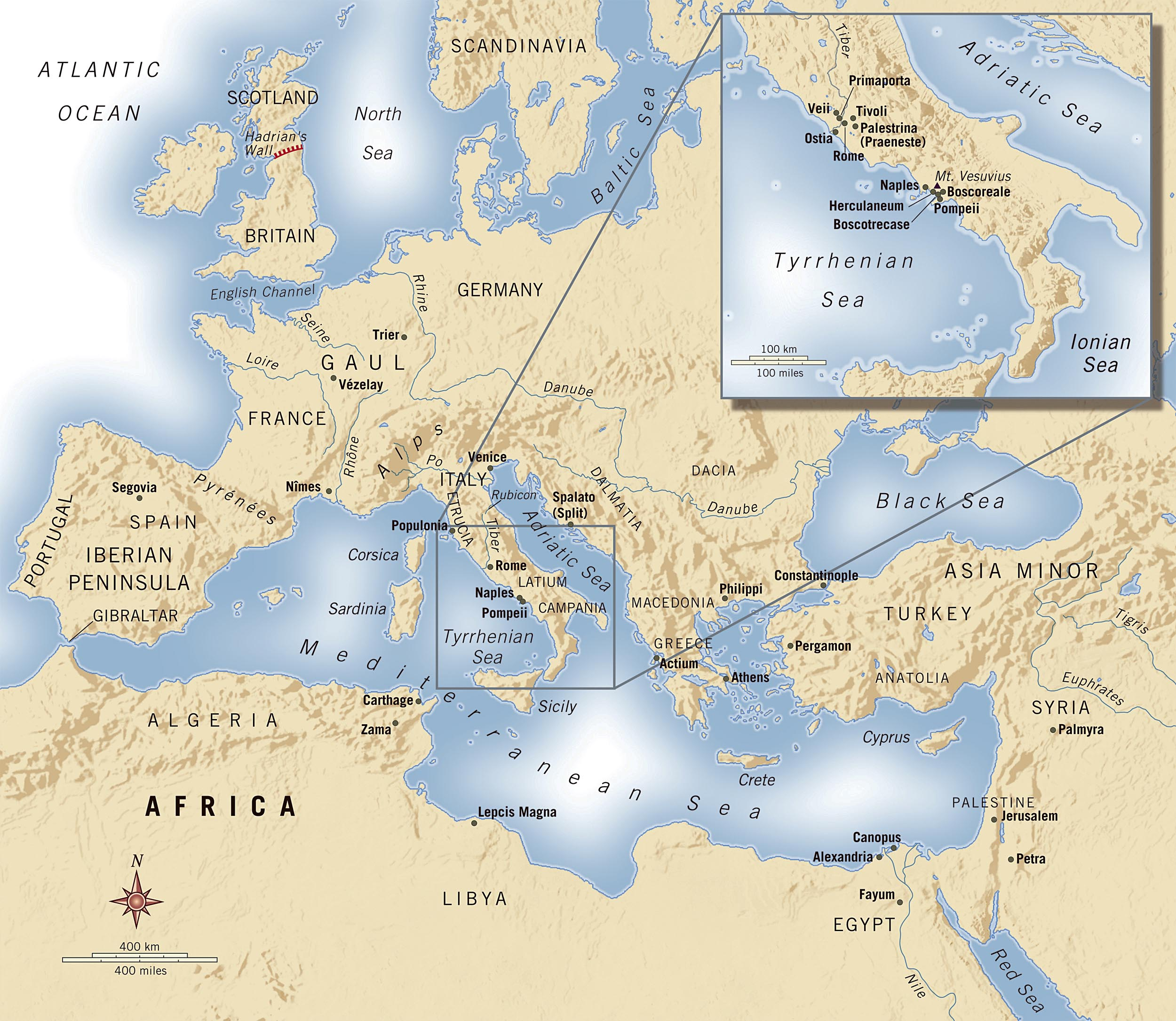 Early Roman Culture