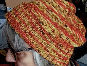 Sockhead hat for me.