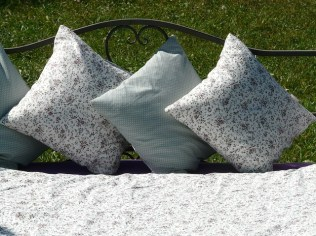 pillows-flowered
